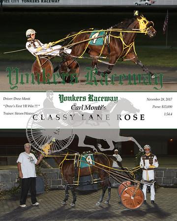 20171128 Race 7- Classy Lane Rose