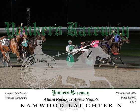20171128 Race 6- Kamwood Laughter N 2