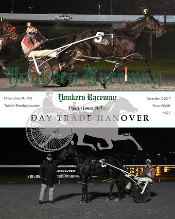 20171107 Race 4- Day Trade Hanover