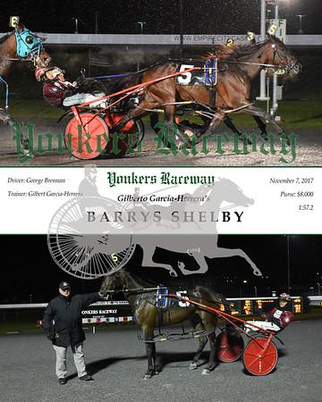 20171107 Race 1- Barrys Shelby
