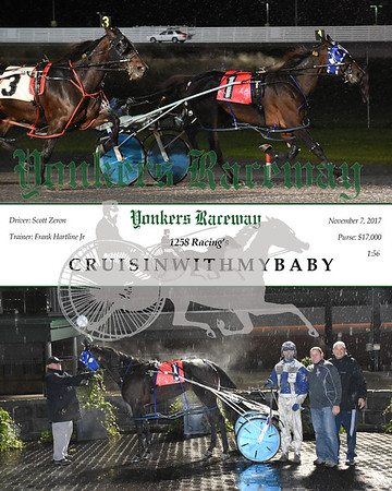 20171107 Race 9- Cruisinwithmybaby