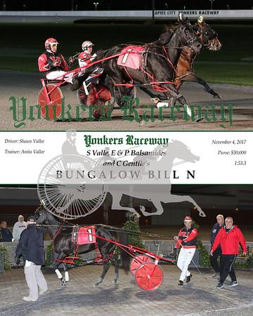 20171104 Race 7- Bungalow Bill N