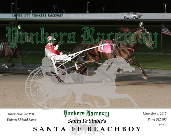 20171104 Race 1- Santa Fe Beachboy