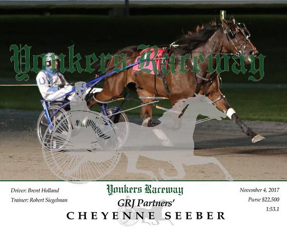 20171104 Race 4- Cheyenne Seeber 2