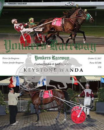 20171012 Race 5- Keystone Wanda