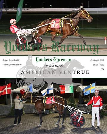 20171012 Race 1- American Ventrue
