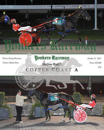 10172017 Race 8-Copper Coast A