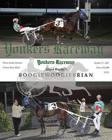 10172017 Race 7-Boogiewoogiebrian