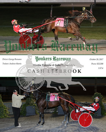 20171020 Race 7- Cash Leebrook