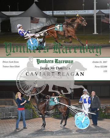 10232017 Race 11-Caviart Reagan