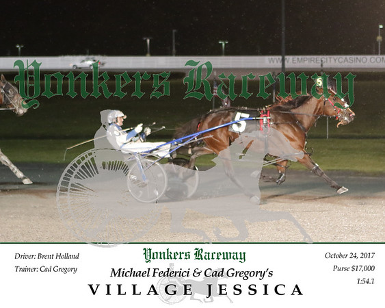 20171024 Race 1- Village Jessica 2