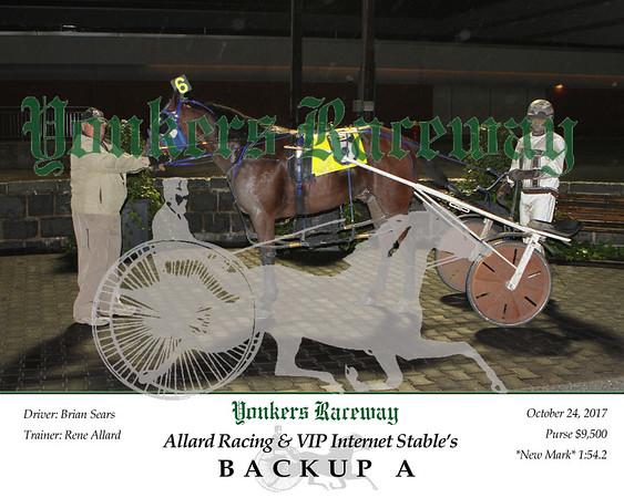 20171024 Race 2- Backup A