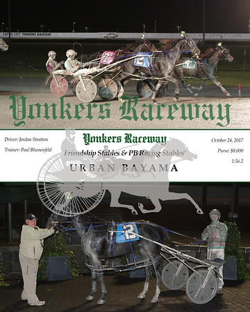 20171024 Race 8- Urban Bayama