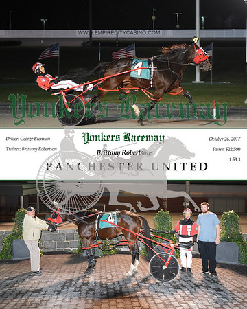 20171026 Race 11- Panchester United