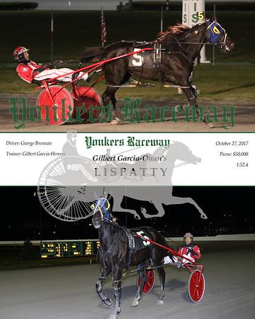 20171027 Race 6- Lispatty