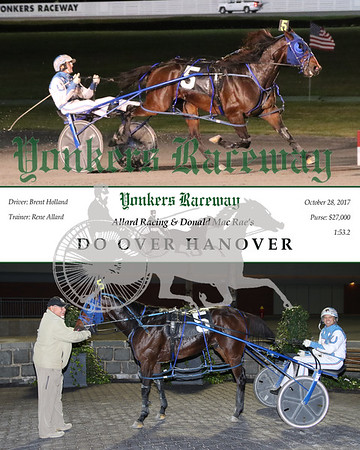 20171028 Race 10- Do Over Hanover