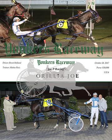 20171028 Race 11- Orillia Joe