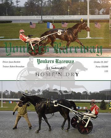 20171029 Race 9- Home'n Dry