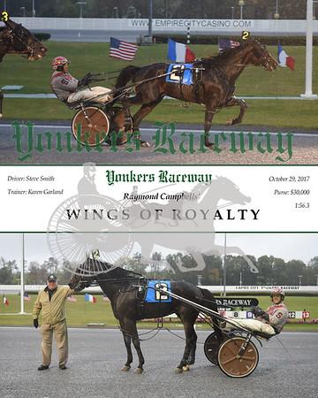 20171029 Race 11- Wings Of Royalty