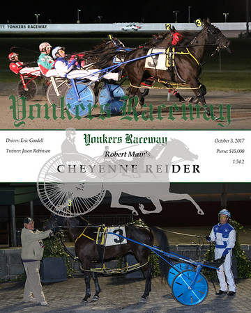 20171003 Race 7- Cheyenne Reider