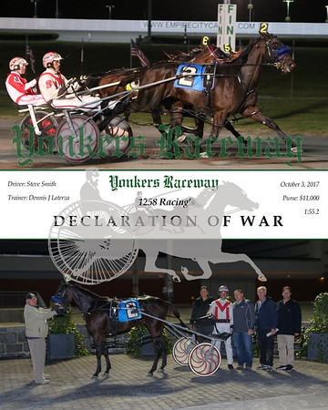 20171003 Race 8- Declaration of War