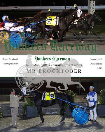 20171003 Race 6- Mr Brocktober