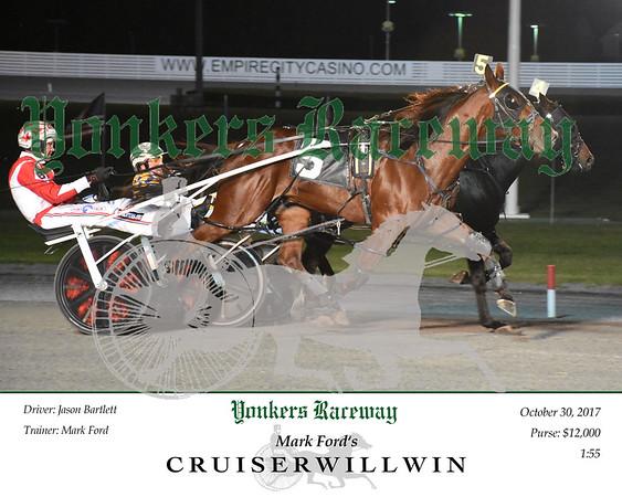 20171030 Race1- Cruiserwillwin