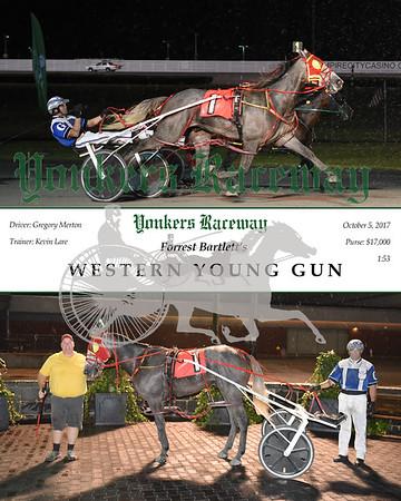 20171005 Race 11- Western Young Gun