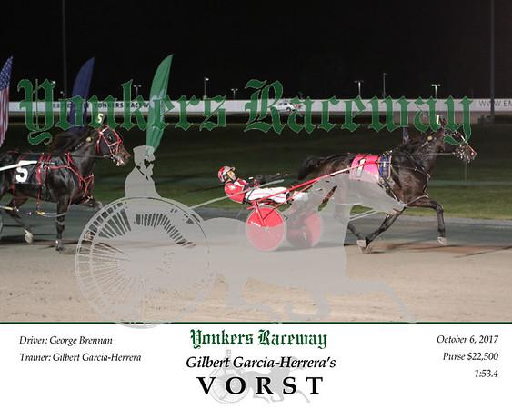 20171006 Race 9- Vorst