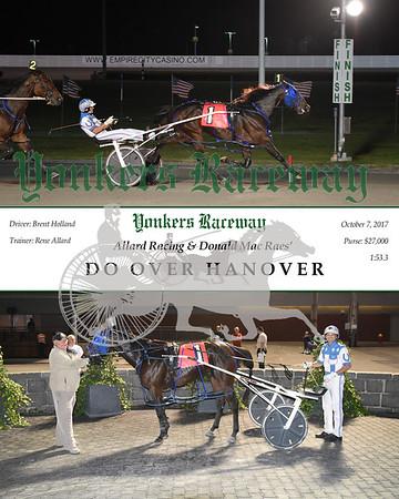 20171007 Race 9- Do Over Hanover