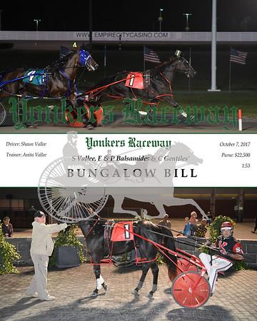 20171007 Race 2- Bungalow Bill N