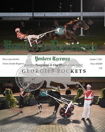 20171007 Race 1- Georgies Pockets