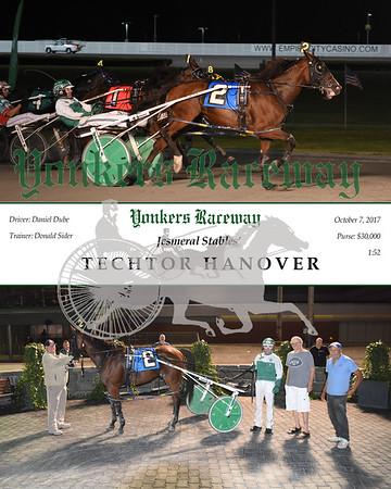 20171007 Race 11- Techtor Hanover