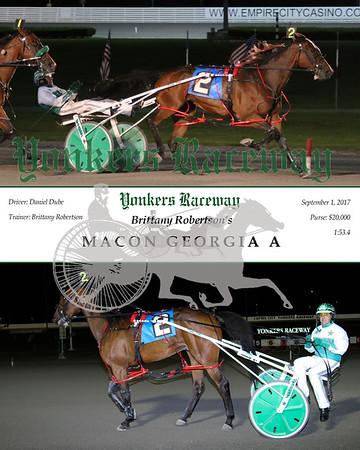 20170901 Race 6- MAcon Georgia A