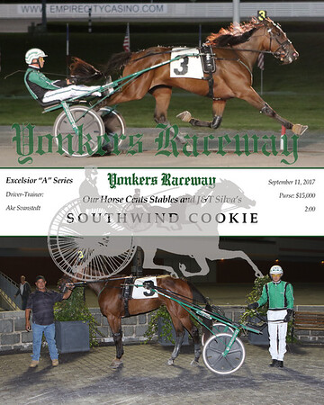 20170911 Race 4- Southwind Cookie