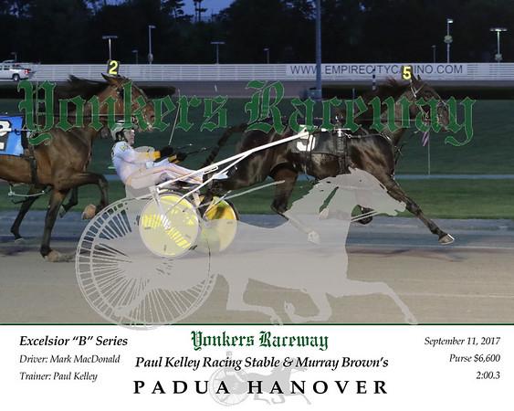 20170911 Race 1- Padua Hanover 2