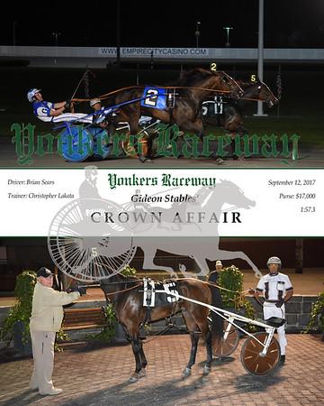 20170912 Race 11- Crown Affair