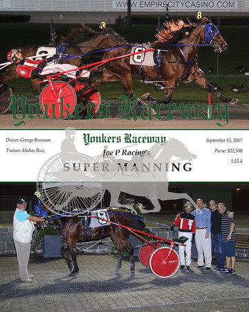 20170915 Race 11- Super Manning