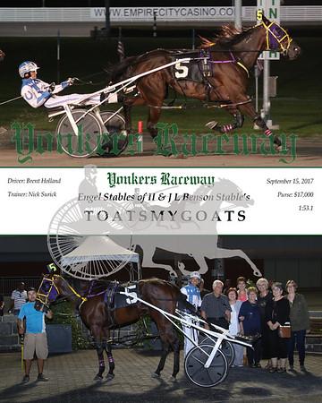20170915 Race 3- Toatsmygoats
