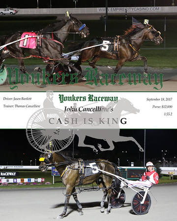 20170918 Race 3- Cash Is King