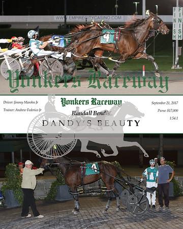 20170921 Race 6- Dandy's Beauty