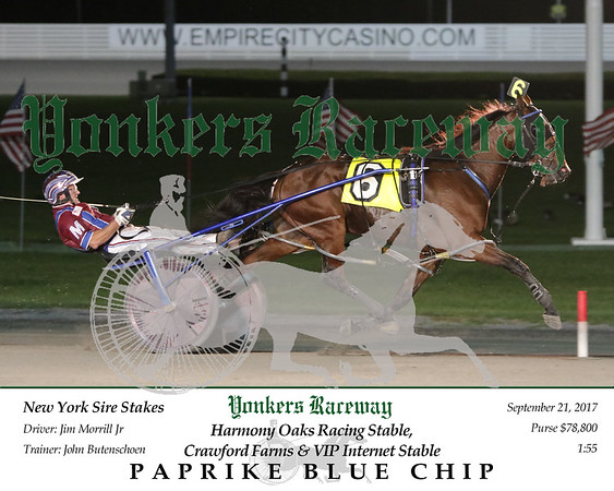 20170921 Race 7- Paprike Blue Chip 2