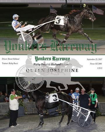 20170925 Race 5- Queen Josephine