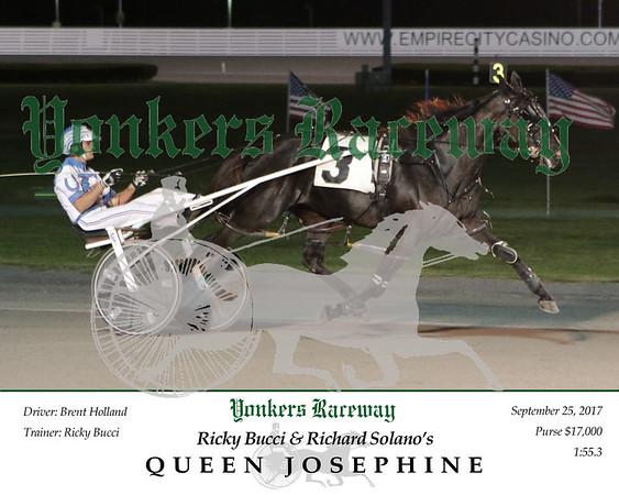 20170925 Race 5- Queen Josephine 2