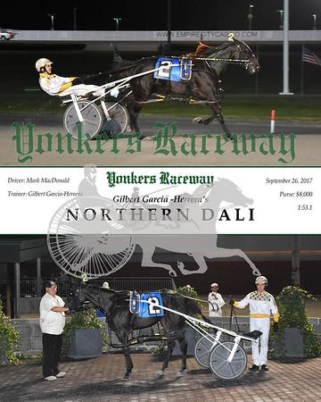 09262017 Race 4-Northern Dali