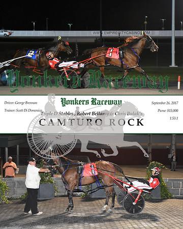09262017 Race 8-Camuro Rock