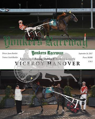 09262017 Race 1-Viceroy Hanover