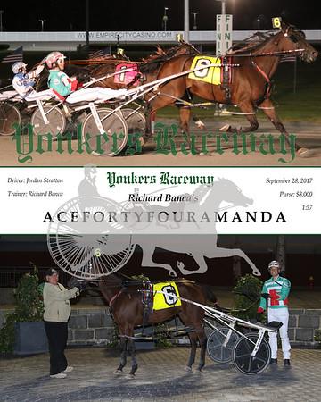 20170928 Race 9- Acefortyfouramanda