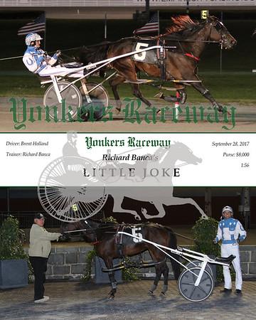 20170928 Race 8- Little Joke