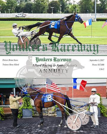 20170903 Race 12- Annuity